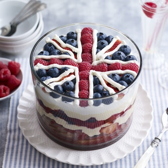 Great British Trifle