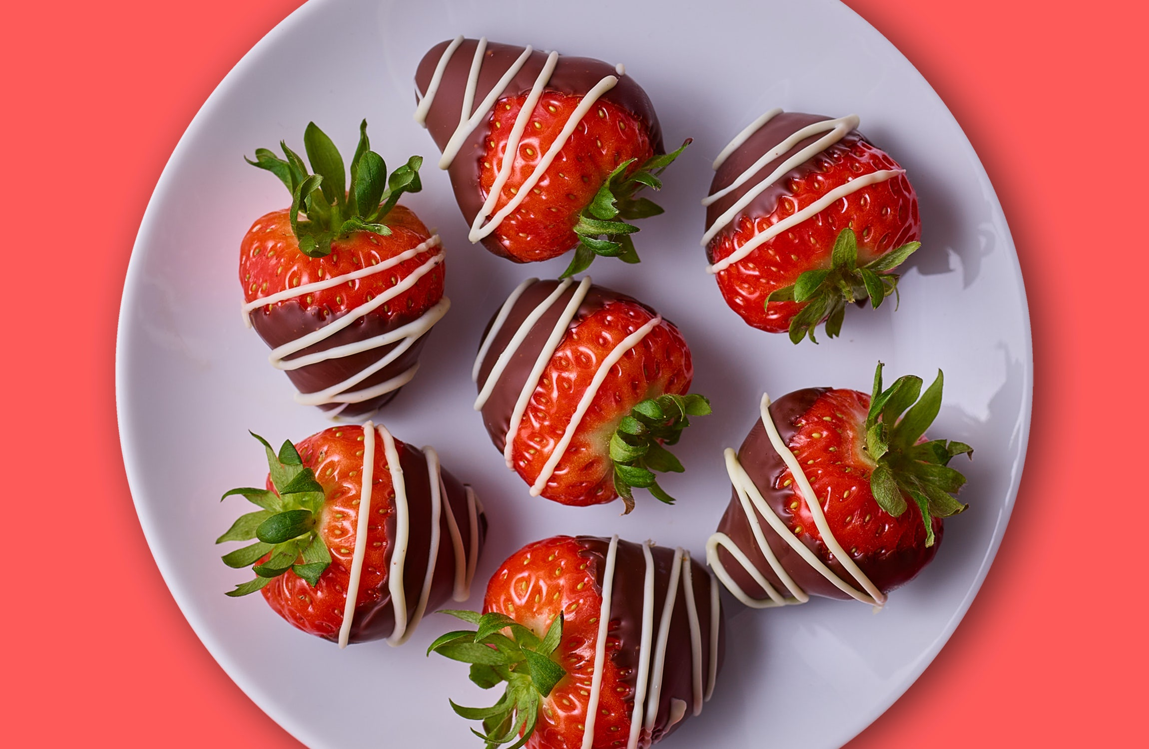 Chocolate Covered Scrumptious Strawberries