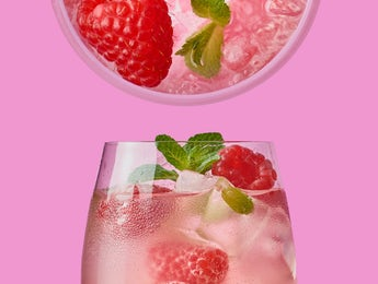 Picture of Thank Goodness Refreshing Raspberry Spritzer