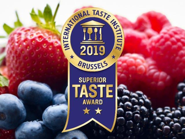 BerryWorld's exclusive varieties crowned at  prestigious international food awards
