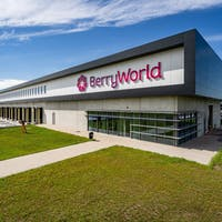 BerryWorld awarded outstanding environmentally-friendly certificate