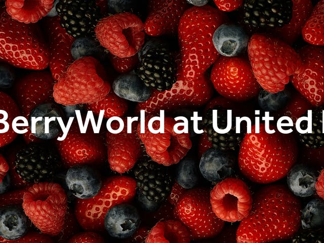Join BerryWorld at United Fresh in Chicago