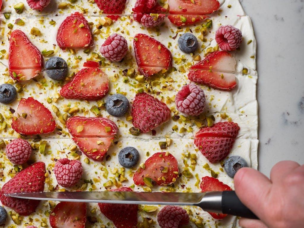 Berry Healthy Recipes