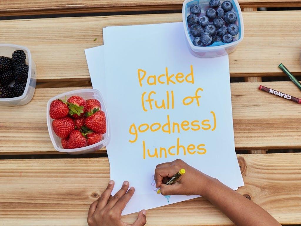 Lunchbox Snacks for Kids
