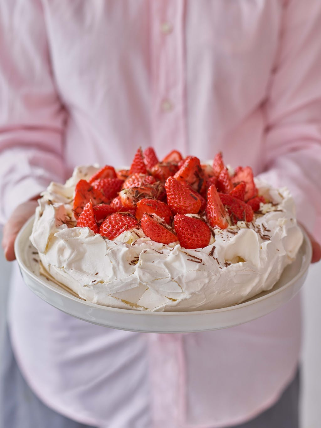 Strawberry pavlova interaction 2 WEB